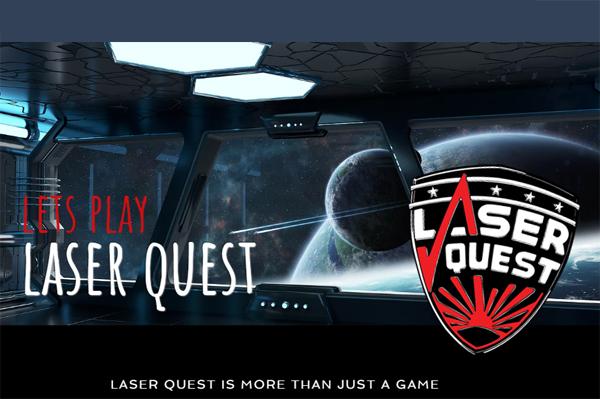 Laser Quest Malvern