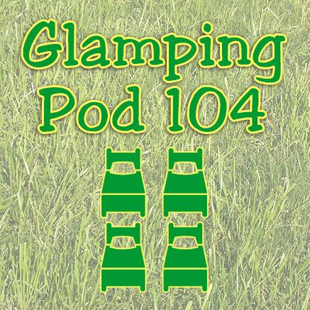 Glamping Pod 104